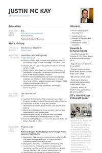 Network Engineer Objective Sample Mechanical Engineering Resume Template Business