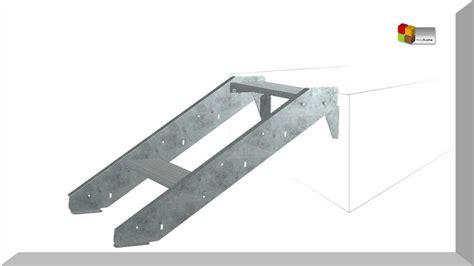 außentreppe selber bauen stahl aussentreppe vario pro 5 stufen gitterroststufen bausatztreppe