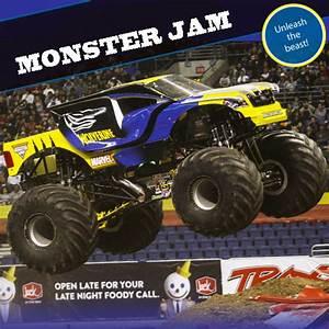 Monster Truck Profile Wolverine