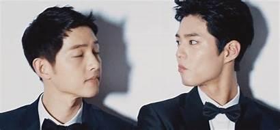 Bo Gum Park Ki Song Joong Korean