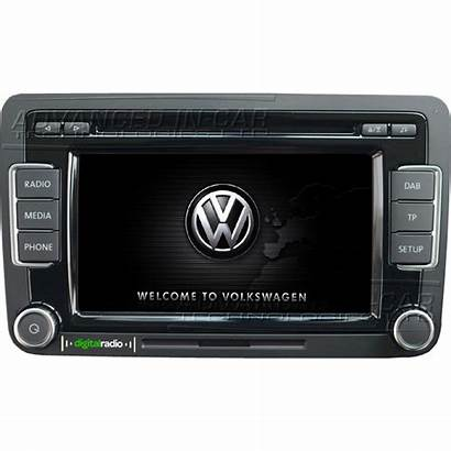 510 Rcd Dab Volkswagen Radio Vw Screen
