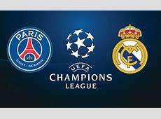 PSG vs Real Madrid partido de vuelta, horario y posibles