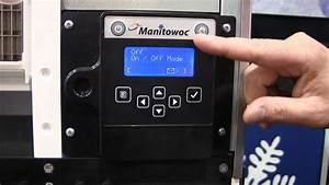 Manitowoc U00ae Ice Machines - Indigo U2122 Series