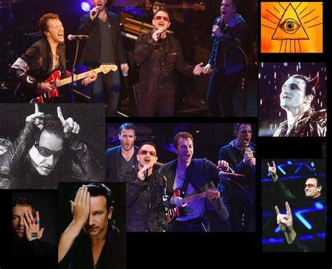 Coldplay Illuminati Coldplay Illuminati The Industry Series