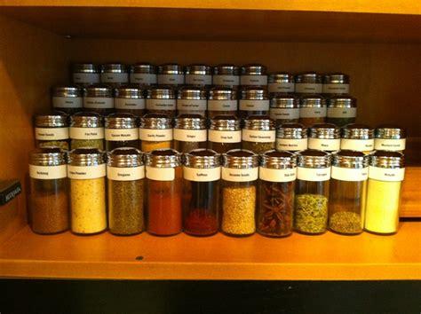 storage jars for kitchen storage method recommendations for spice organization