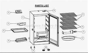 Masterbuilt 20070106  U2022 Bbq Parts World