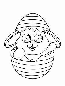 Coloriage De Paque : coloriage lapin de p ques 20 coloriages imprimer ~ Melissatoandfro.com Idées de Décoration