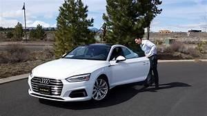 Audi A5 Coupé : 2018 audi a5 coupe first look youtube ~ Medecine-chirurgie-esthetiques.com Avis de Voitures