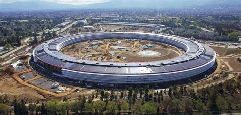 siege de apple apple park le futur siège d 39 apple entre bientôt en
