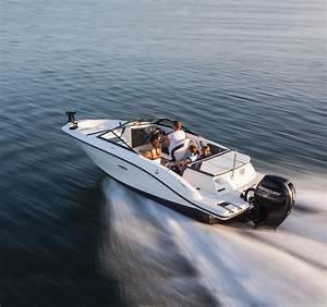 Sea Ray Boats 2018 Sea Ray SPX 190 Outboard