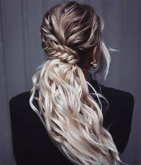 10 Cute Braided Hairstyles for Women & Girl Long Braided