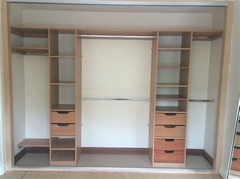 Wardrobe With Drawers And Hanging by 3 Door Floor To Ceiling Mirror Sliderobe Wardrobe With