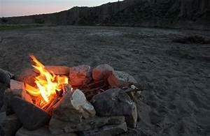 Beachside Campfire | SurvivingTheBreaks.com