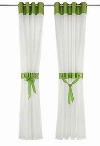 Gardinen Weiß Grün : 1 st gardine 140 x 245 wei gr n limette store vorhang taftband schal sen neu ebay ~ Whattoseeinmadrid.com Haus und Dekorationen