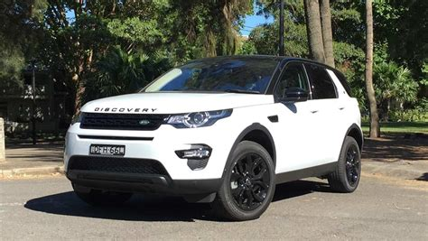 Land Rover Discovery Sport Image by Land Rover Discovery Sport Si4 Se 2016 Review Carsguide