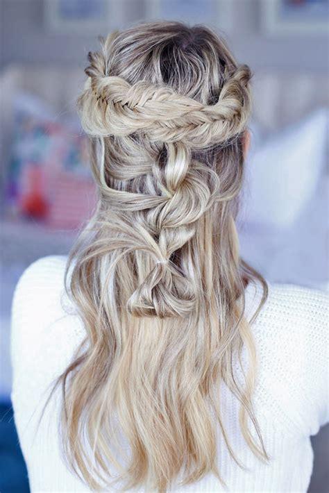 trubridal wedding blog 36 braided wedding hair ideas you