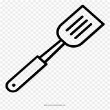 Knife Cuchara Dibujo Para Kitchen Coloring Hd Colorear Dlf Pt sketch template