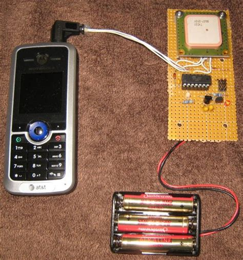 tracking cell phones open gps tracker based on cheap prepaid phone slashgear