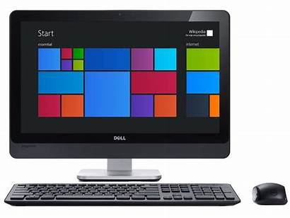 Dell Pc Desktop Aio Inspiron Touch Commons