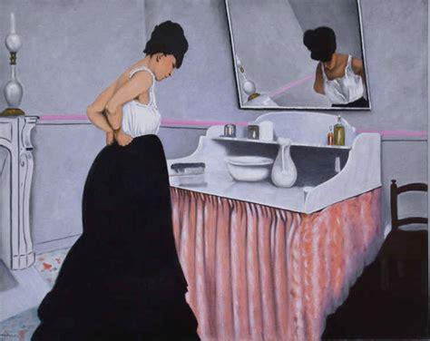 femme a sa toilette donation quot femme 224 sa toilette quot donation quot at the dressing table quot