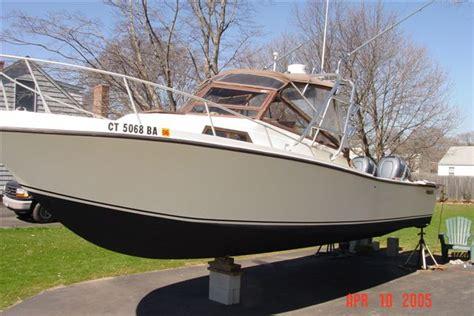 Nada Mako Boats by 1989 Mako 25 Cuddy The Hull Boating And Fishing