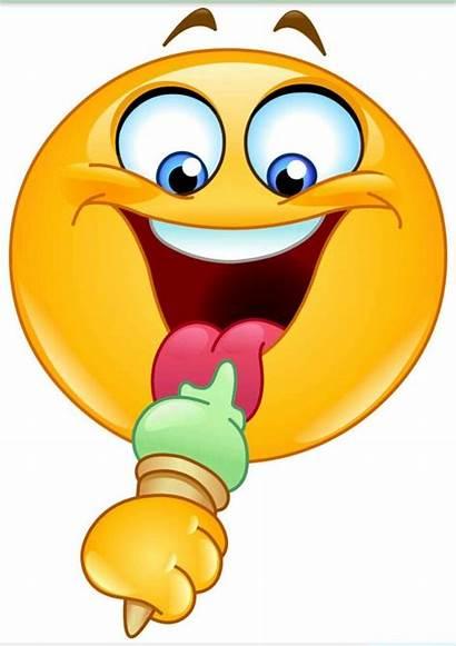 Eis Smiley Emoticons