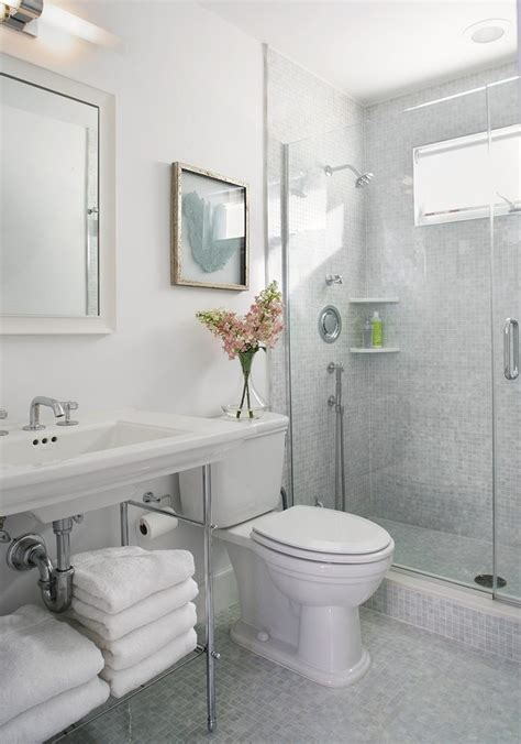 Kitchen Metal Backsplash Ideas - tile shower curb bathroom beach style with chrome hardware curtains