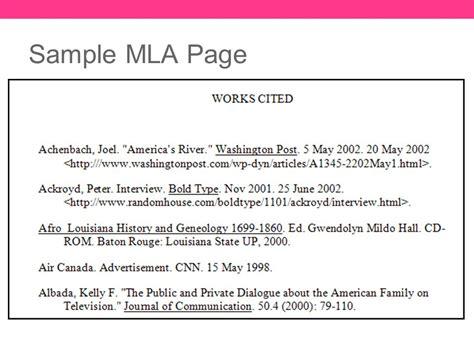 resume cv cover letter 6 essay mla format exle mla