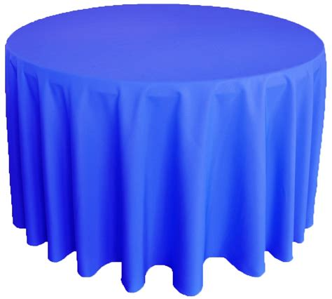 royal blue table linens 108 round polyester tablecloth royal blue wholesale table