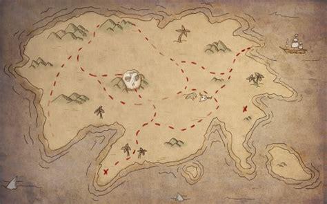 pirate map   clip art  clip art