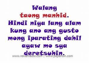 Inggit Tagalog ... Walang Tulog Quotes