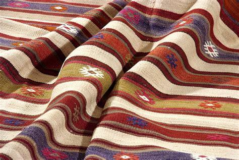 offerta tappeti moderni feti 232 kilim turco cm 250x145 tea tappeti