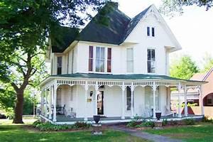 Arkansas Folk Victorian Home CIRCA Old Houses Old