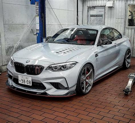 formacar 3d design tailors new kit for the bmw m2 competition