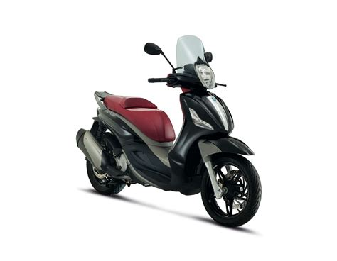 Piaggio Beverly Image by Piaggio Beverly 350ie Sport Touring All Technical Data