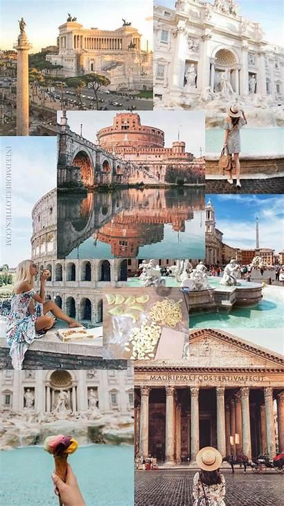 Rome Italy Wallpapers Phone Aesthetic Mood Italian