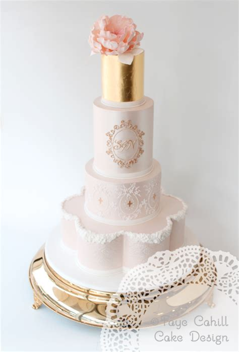 prettiness from these exquisite wedding cakes wedding