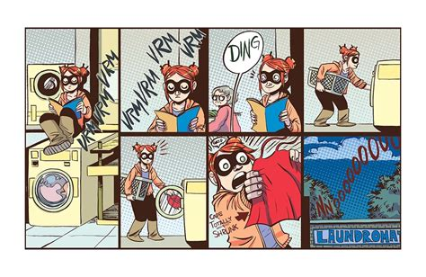 preview adventures  superhero girl expanded edition