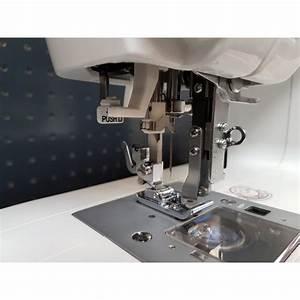 Machine à Coudre Mécanique : evidence 35 coud coupe et surfile l 39 evidence 35 est une ~ Melissatoandfro.com Idées de Décoration