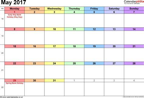 drive calendar template 2017 may 2017 calendar template schedule template free