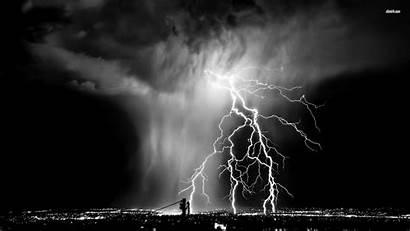 Lightning Wallpapers Background Storm Backgrounds Striking Strike