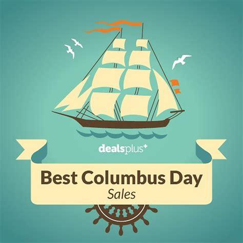 columbus day sales 2017