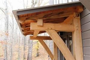 Timber Frame Porches - Craftsman - Porch - Nashville