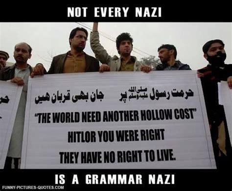 Grammar Nazi Quotes Quotesgram