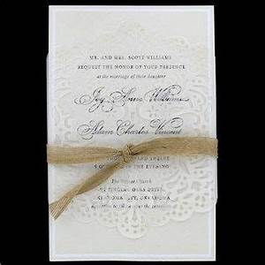 burlap ribbon burlap and ribbons on pinterest With wedding invitations redding ca