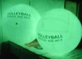 light up volleyball net glow in the dark volleyball family reunion helper