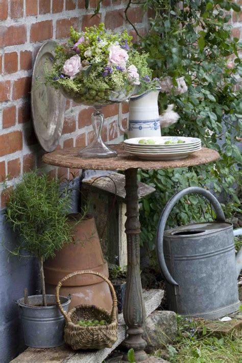 Gartenecke Gestalten by Gartenecke Gestalten Dekorieren Vintage Deko Ideen Tisch
