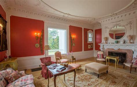 burklyn hall  historic  room mansion  burke vt