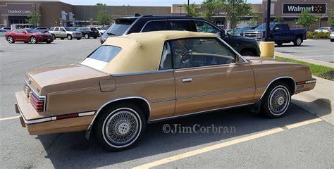 84 Chrysler Lebaron by Realrides Of Wny 1984 5 Chrysler Lebaron