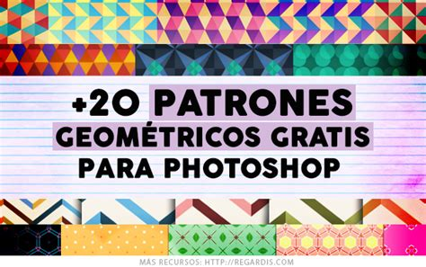 descargar patrones para photoshop 7 gratis